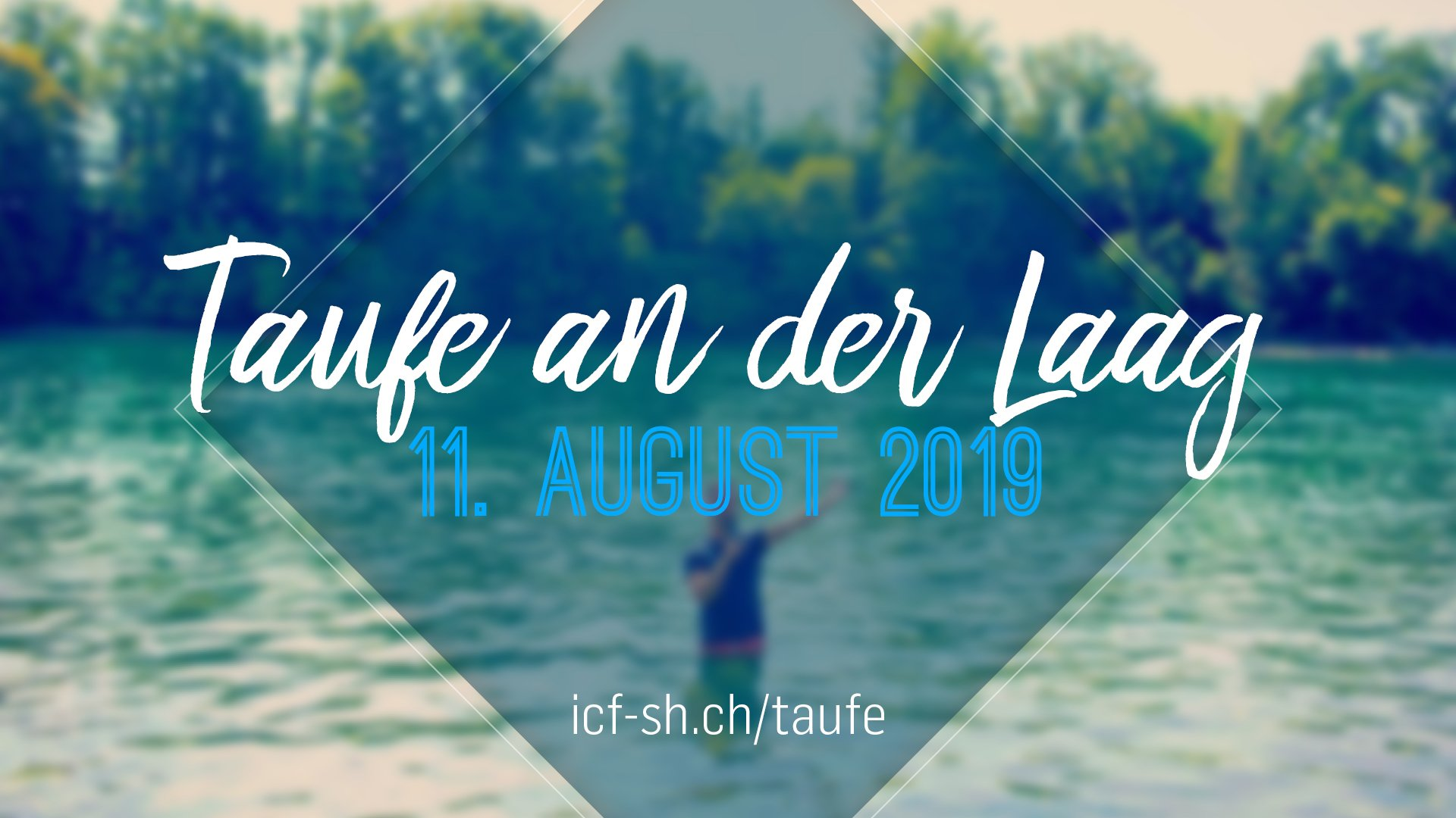 Taufe Icf Schaffhausen